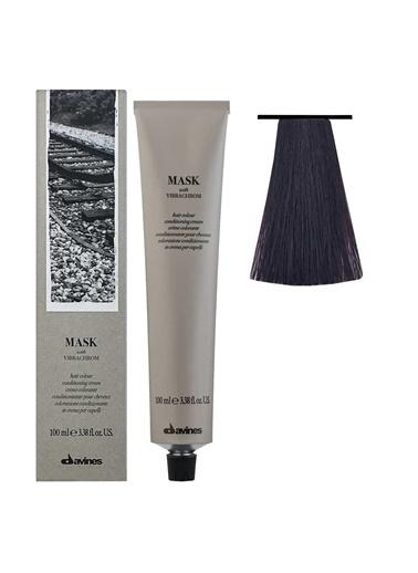 Davines Davines Mask Vibrachrom Saç Boyası 4,22 Yogun Viyole Kahve 100 Ml Renksiz